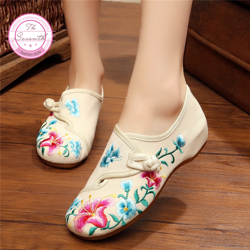 китайская женская обувь