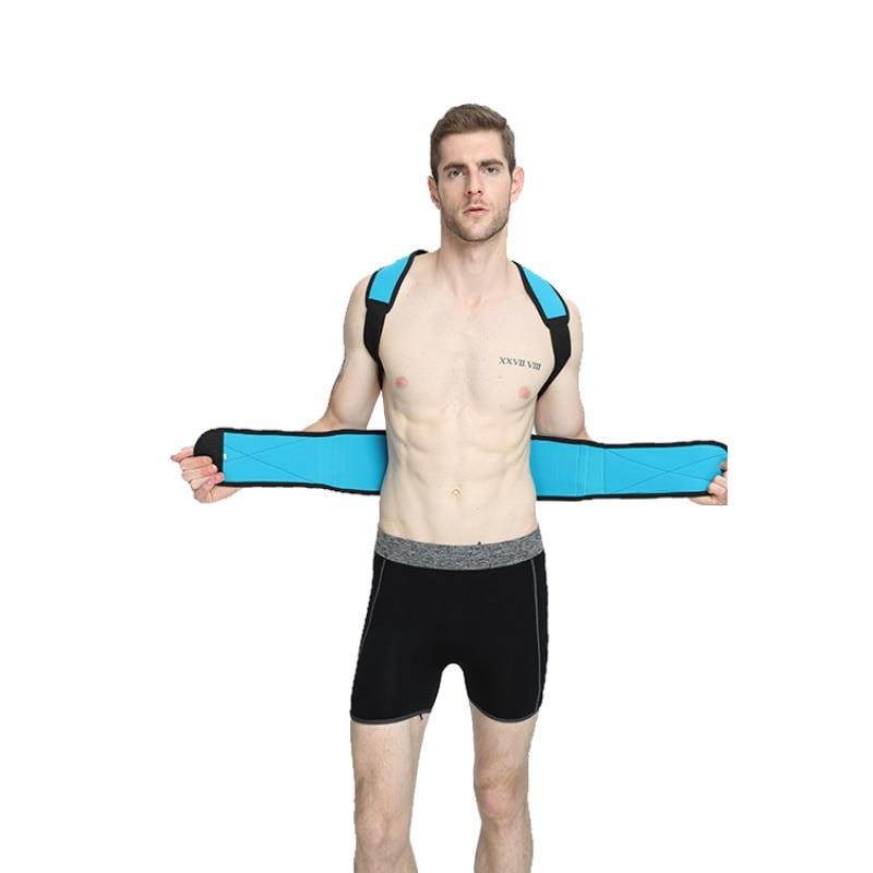 Custom-logo-neoprene-elastic-posture-corrector-brace