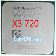 AMD Athlon 64 X2 6400 CPU Processor 3.2Ghz/ 2M /1000GHz Socket am2 working 100%