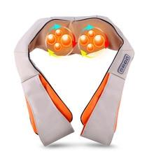 Wholesale Kneading Massage Shawl Cervical Massage Machine Multi-functional Vehicle Electric Shoulder Neck Shawl