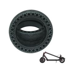 все цены на For Xiaomi Mijia M365 Scooter Tyre Solid Hollow Tires Shock Absorber Non-Pneumatic Tyre Damping Rubber Tyres For Xiaomi M365 онлайн