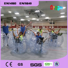 Free shipping inflatable bubble soccer ball/bumper  ball/inflatable zorb ball/bubble football/human hamster ball