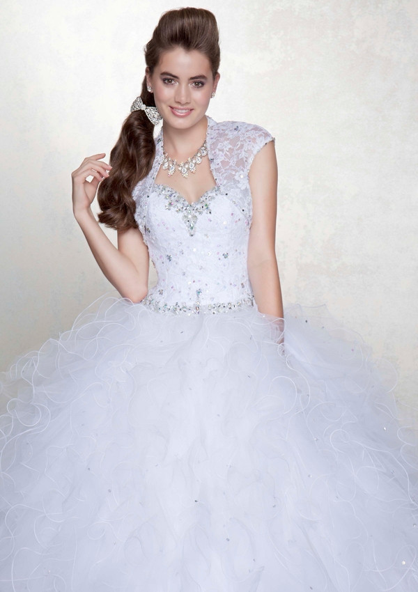 Detachable Skirts Quinceanera Dresses Ball Gowns Vestido Para 15 Anos Sweet 16 Dresses For Birthday Party (5)