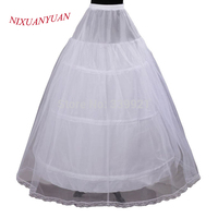 Cheap Price Hot Sale 2 Layer 3 Hoop Elastic Waist Bridal Gown Drawstring Dress Petticoat Underskirt