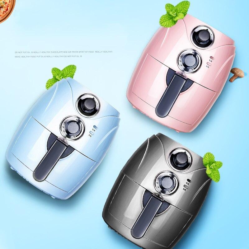 Automatic Intelligent Premium Lifetime Quality 2.5L Air Fryer Machine 1