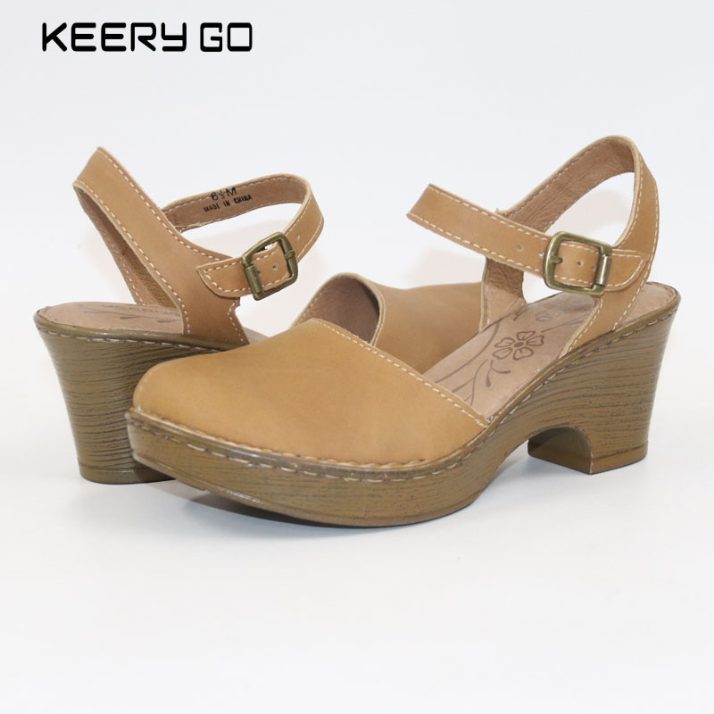 New head leather high heel fish mouth hollowed out lady sandals comfortable fashionWomen's sandals themost sexy fish mouth hollowed out roman sandals fashion foreign trade european and american style four colors can be selected