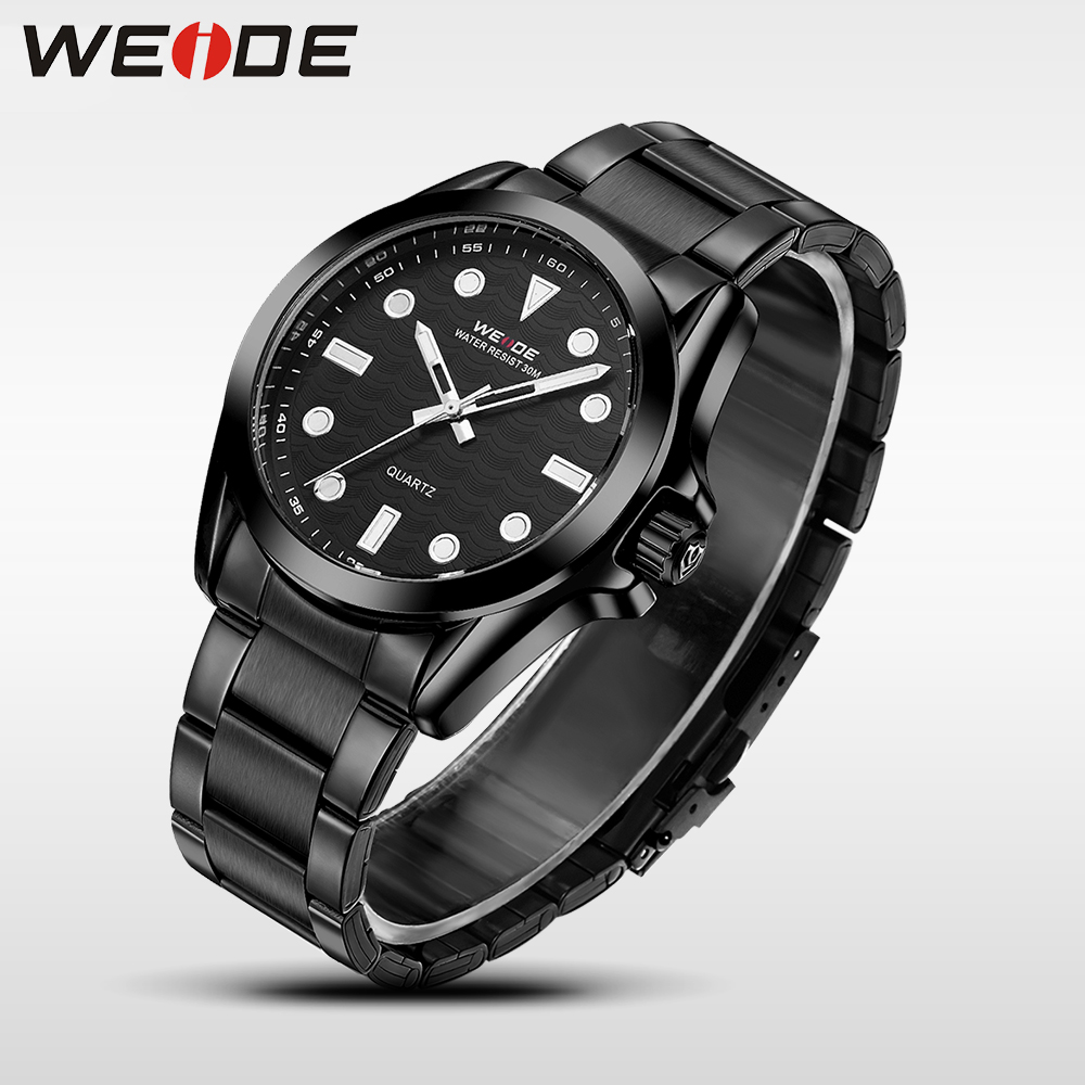 Weide Mens Sports Watches Top Brand Led Analog Digital Display 3atm Expedition E 6401 M Steel Black White Genuine Quartz Sport Water Resistant Luxury Men Clock Waterproof Stainless