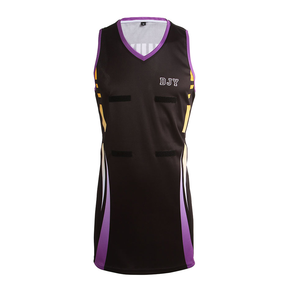 Women's Sports Dress Badminton Clothes Short Sleeve Tennis Dress With Safe Shorts Woman Leisure