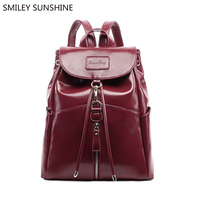 Korean School Backpacks For Teenage Girls Ladies Elegant Backpacks Classic Fashion Drawstring Bag