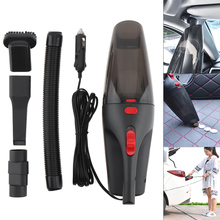 12V 5M 120W ABS Hand-held Car Dry Wet Dual-use  Vacuum Cleaner with Washable HEPA Filter and LED Light eworld 120w portable car vacuum cleaner wet and dry dual use auto cigarette lighter hepa filter 12v black white