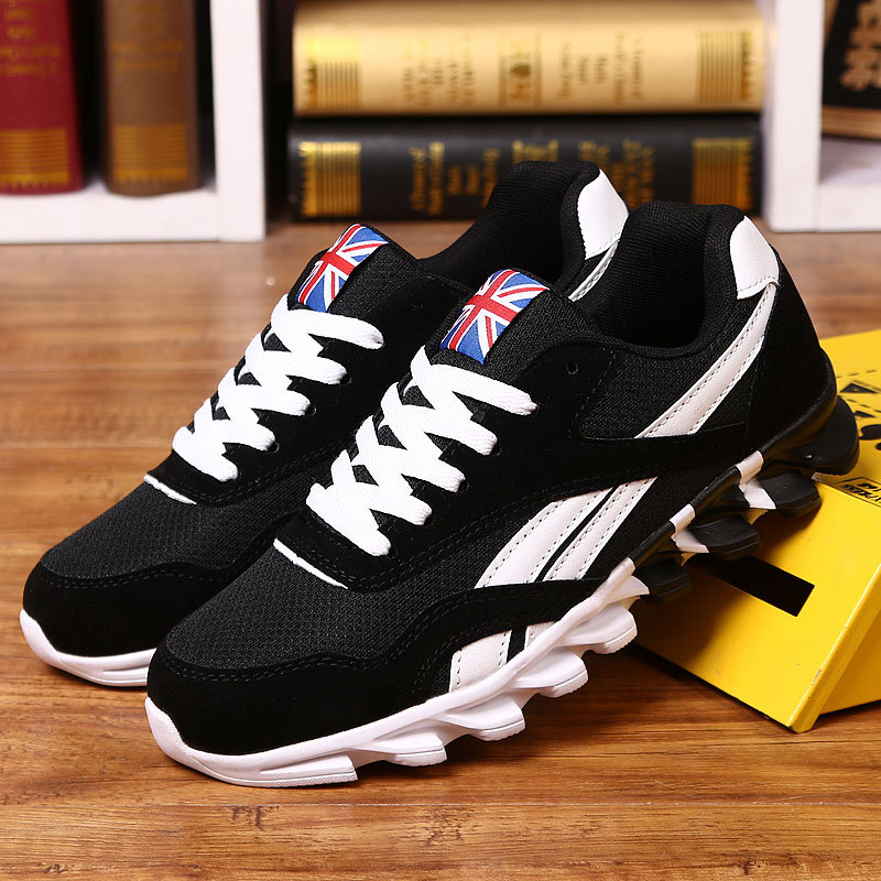 New Spring Autumn casual shoes men Big size37-49 sneaker trendy comfortable mesh fashion lace-up Adult men shoes zapatos hombre 2