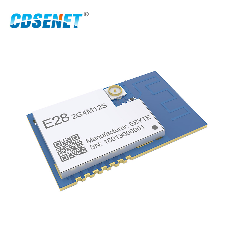 Image 3 - SX1280 LoRa Bluetooth Wireless rf Transceiver 2.4 GHz Module E28 2G4M12S SPI Long Range 2.4ghz BLE rf Transmitter 2.4g Receiver-in Fixed Wireless Terminals from Cellphones & Telecommunications
