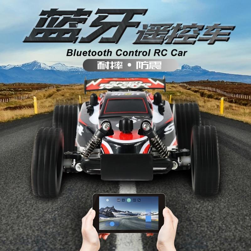 1:20 Skala Bluetooth Steuer Rc Auto Spielzeug 23211 Elektrische High Speed Klettern Fernbedienung Auto Modell Geländewagen Für Kinder Rohstoffe Sind Ohne EinschräNkung VerfüGbar