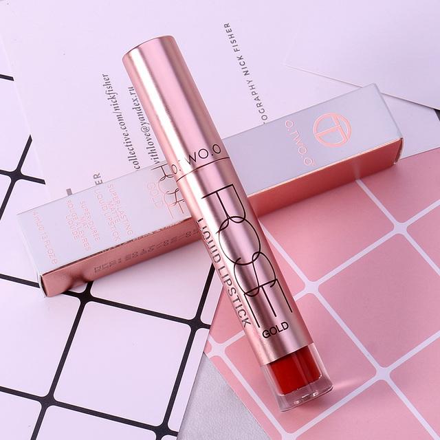 Deep Color Long Lasting Matte Lipstick