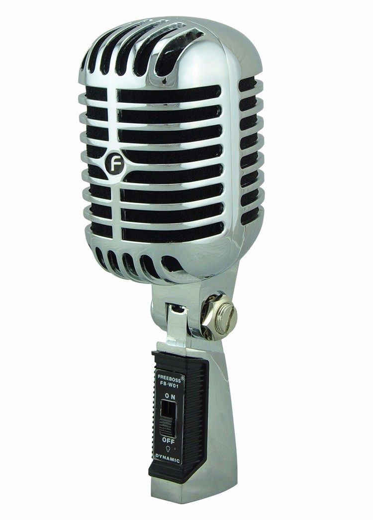 FB-W01 11 Wired Microphone