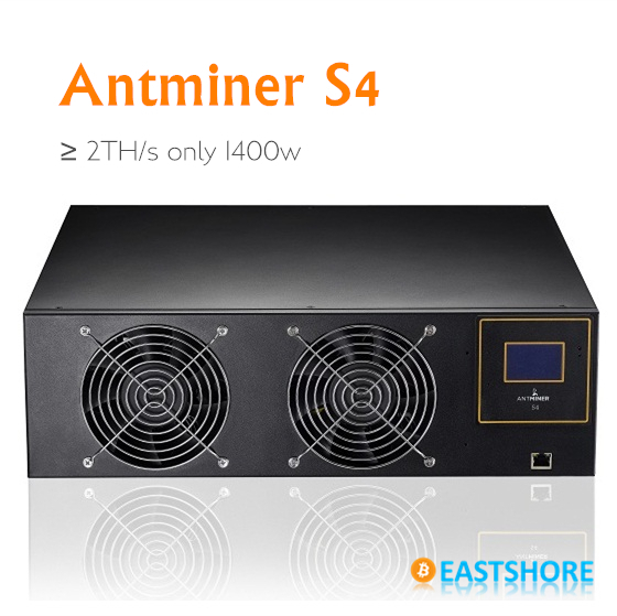 antminer s4 2th