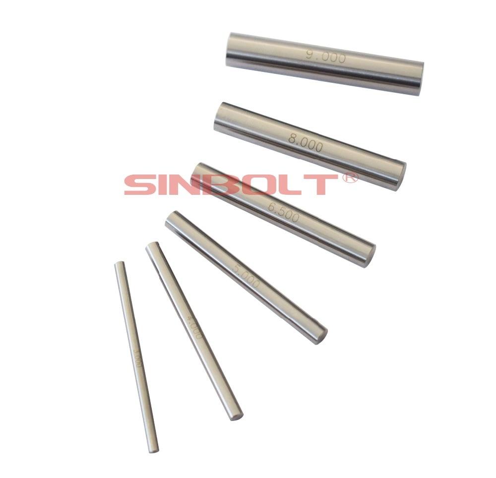 Metrinis kaištis / kištuko matuoklis / 0,3 mm – 2,3 mm (tarpai: - Matavimo prietaisai - Nuotrauka 1