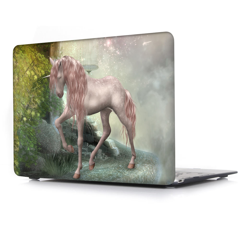 Wonderland Tale girl cuento impreso para macbook Air Pro Retina 11 12 - Accesorios para laptop - foto 6