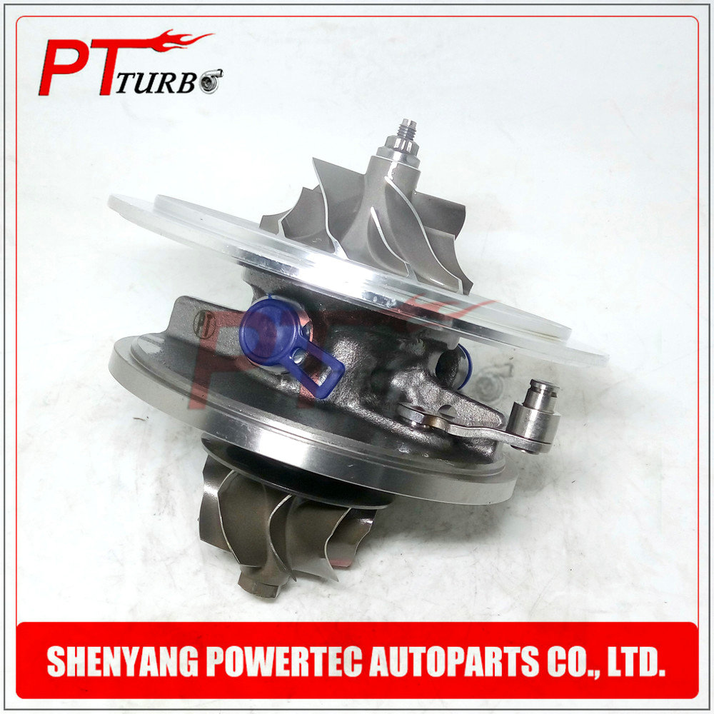 For BMW 530D / X5 3.0D E53 E60 E61 M57N 160Kw - 218HP 742730-5018S Turbine Replacement 742730 Cartridge 7790306E Turbo Core Chra