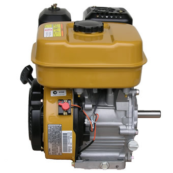 Fast Shipping 6HP Gasoline Engine Recoil Starting Shaft diameter: 20 shaft length:50 OHC single cyliner air cooled kit engineering pneumatic air driven mixer motor 0 6hp 1400rpm 16mm od shaft