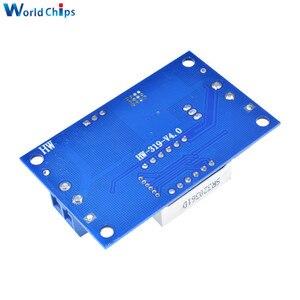 Image 2 - LM2596 DC Buck abaisseur Module de convertisseur de puissance cc/DC 4.0 ~ 40V à 1.25 37V 2A régulateur de tension réglable avec voltmètre LED