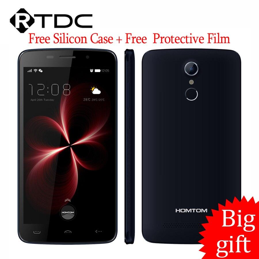Original HOMTOM HT17 Pro Mobile Phone MTK6737 Quad Core 2G