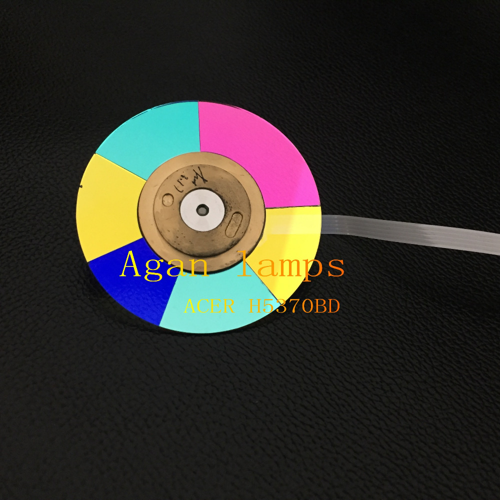 100% NEW Original Projector Color Wheel for ACER ACER H5370BD wheel color
