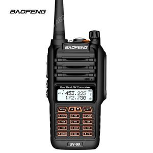 Image 5 - Baofeng للماء UV 9R تخاطب اسلكية 8 W UHF/VHF اسلكية تخاطب مجموعة 5 كجم cb راديو المزدوج الفرقة المحمولة UV9R هام اتجاهين راديو