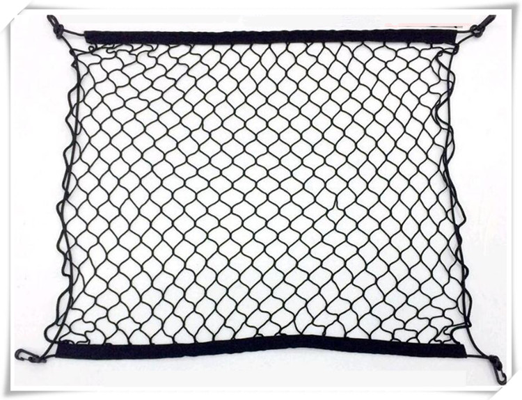 HO Car styling 4 HOOK CAR TRUNK CARGO NET For Acura RLX CL