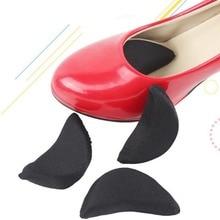 Big-Shoes Forefoot-Insert Anti-Pain Adjustment Sponge Toe-Plug Toe-Front 1pair Long