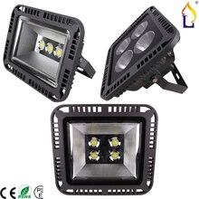 2pcs/lot Waterproof 150W 200W LED Flood Light beam angle 15/90 degree Outdoor Lamp warm/Cool White, AC85-265V