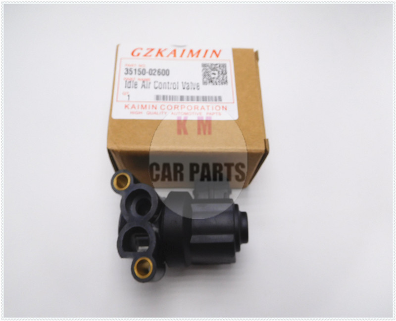 100%NEW Idle Air Control Valve IACV Air Supply  For Hyundai Amica Atos Getz FOR Kia Picanto 35150-02600 3515002600 9540930004
