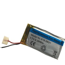 3.7V Li-ion Battery Replacement 330mAh for iPod Nano 6 6th Gen 8GB 16GB with Free Tools