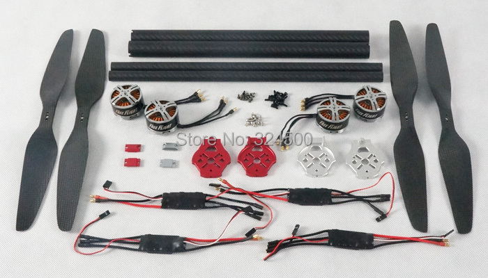 FreeFlight X4 To X8 Upgrade PackageFreeFlight X4 To X8 Upgrade Package