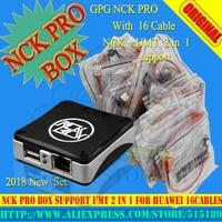 2017 New NCK PRO Box For LG Alcatel Samsung Nokia HTC XPERIA ZTE Huawei Flashing Software