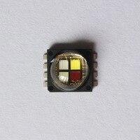 Işıklar ve Aydınlatma'ten Işık Boncukları'de 2 adet/grup ABD. CREE MCE Boncuk RGBW 10 W Yüksek Güç led çip 4 in 1 çip  renk + beyaz