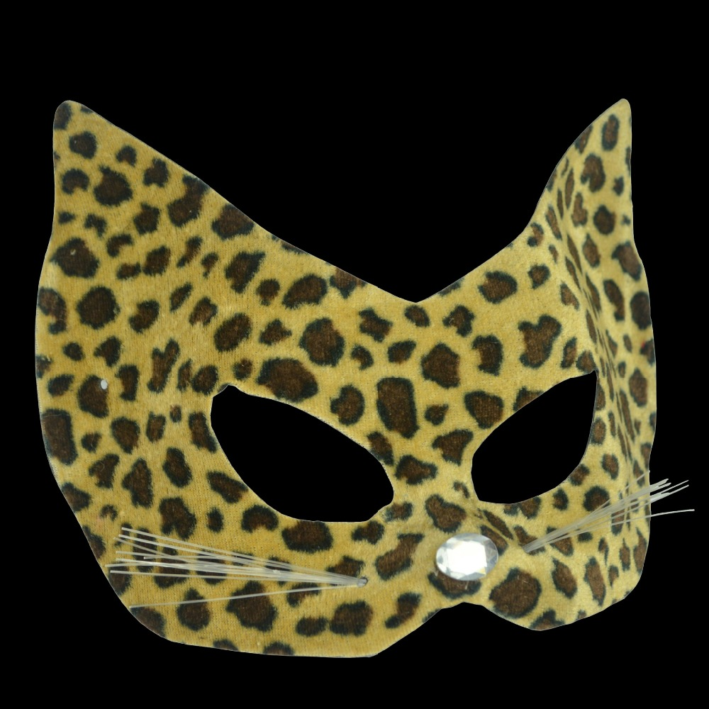 Popular Halloween Cat Masks-Buy Cheap Halloween Cat Masks lots ...