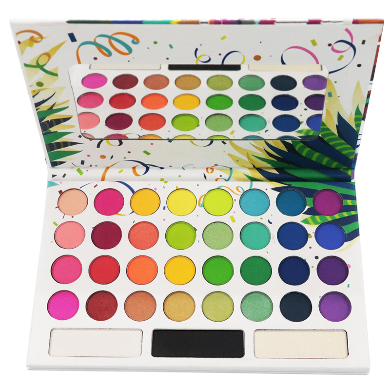 Brand 35 Colors Take Me Back To Brazil Eyeshadow