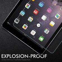 Закаленное стекло для Apple iPad 9,7 дюймов Pro 10,5 11 стекло для iPad Air 2 Mini 5 2 3 4 защитная пленка для экрана