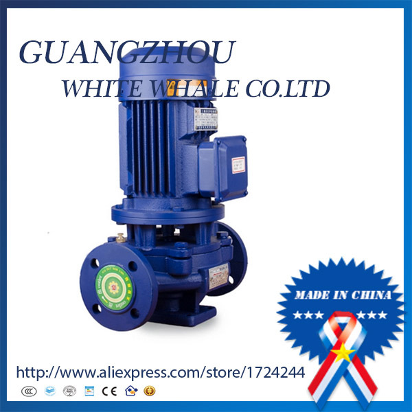 ISG 50-400A 11.2m3/h 0.75kw 220v 50hz 10m Vertical pipeline centrifugal booster pump a as39x x 390 strix r9 390x full coverage water cooled head water jacket