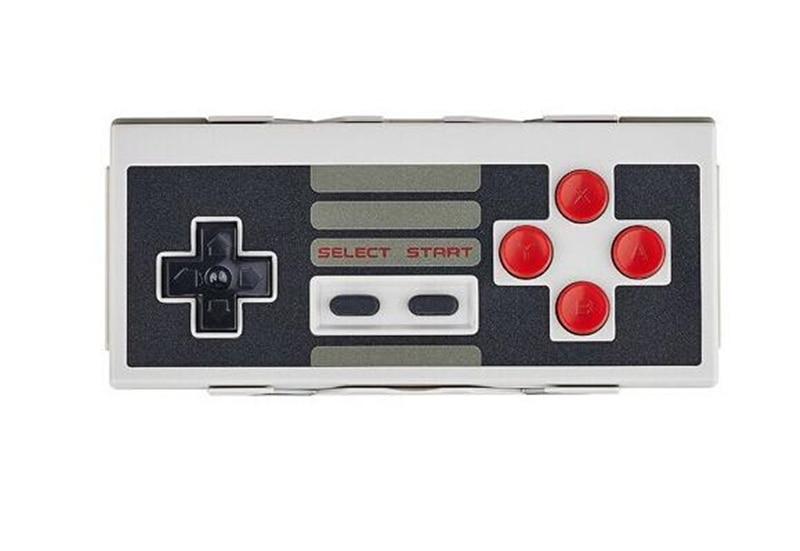 Livraison Gratuite 8BITDO NES30 Sans Fil Bluetooth Gamepad avec Standard Classique Jeux Manette pour Wii pour iOS Android PC