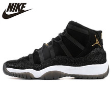 NIKE AIR JORDAN 11 PRM AJ11 Women s Basketball Shoes Shock Absorption  Non-slip a9411e36ee