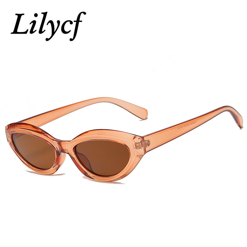 2019 Cat's Eye Frame Classic Sunglasses Fashion Popular Retro Men's Glasses Women's Brand Designer High Quality UV400 Sunglasses