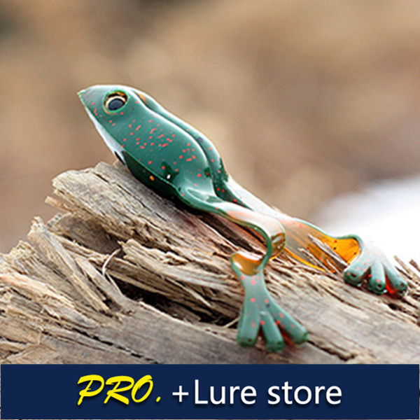 Frog lure for snake head fish recipes