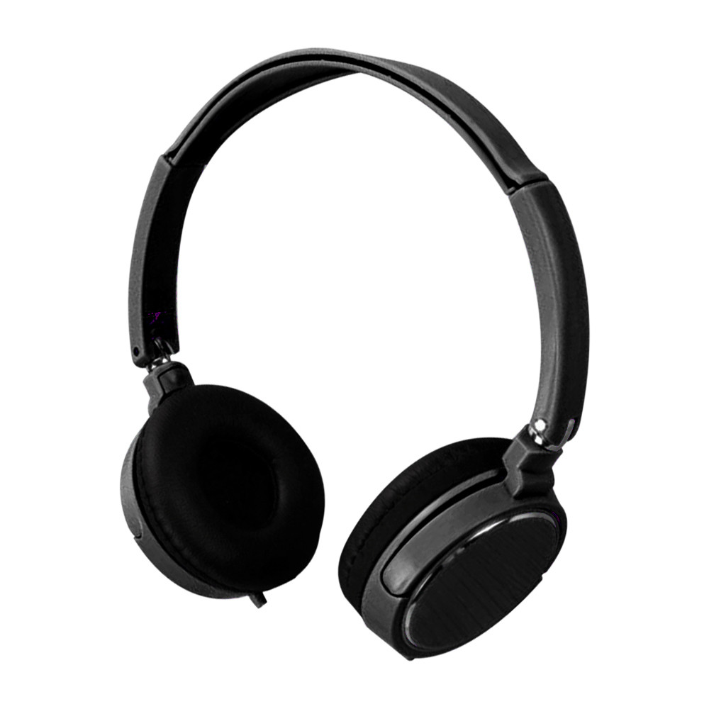 Gaming Music Wired Headphone Stereo Audio Headset Earphone Big Earmuff headfone with Microphone 3.5MM Wired Connector#P4 image