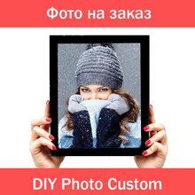 Photo Custom 5D DIY Diamond Painting Personal Portrait Picture Embroidery Full Square Round Drill Home Room Decor