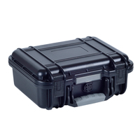 Tool Case For The Storage Of Valuables With Pick Pluck Foam