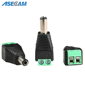 12V 2.1*5.5mm DC Power Male Pl