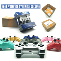 2 4G Wireless Bluetooth Game Controller For Sony Playstation 3 PS3 Controle Joystick Gamepad Controller With