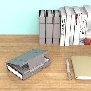 Image 5 - ORICO Xám 3.5 Inch Hộp Bảo Vệ (5 Cái/lốc) đĩa Cứng Thẻ Ốp Lưng Eco Chất Liệu Nhựa PP Bảo Vệ Ổ Đĩa Ốp Lưng